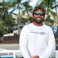 Fury Key West Captain Scotty