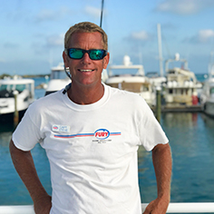 Fury Boat Captain Steve