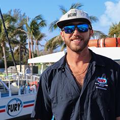 Fury Key West Captain Too Tall Tony