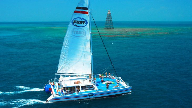 Image of Caribbean Fury catamaran