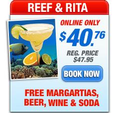 reef and ritas trip