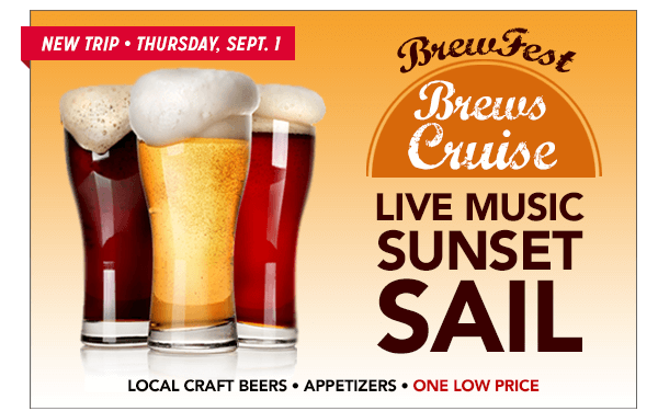 Key west brewfest 2016 sunset cruise for Craft beer key west