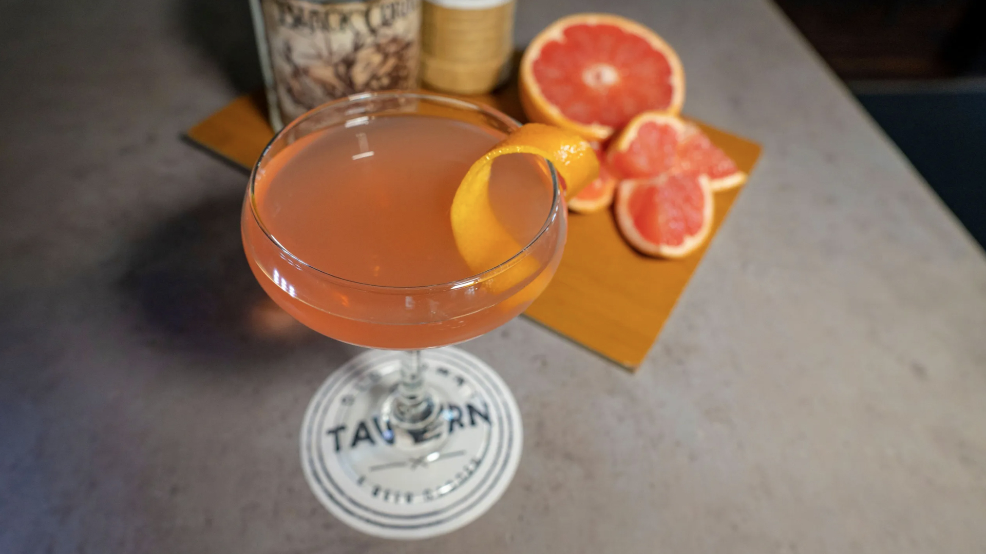 Old Town Tavern cocktail