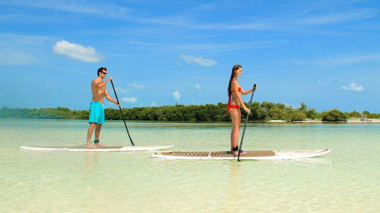 Key West Stand up Paddle Boarding