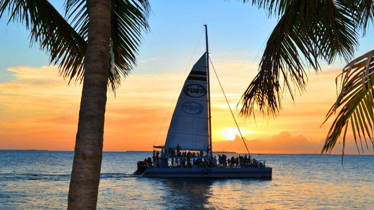 Key West Live Music Sunset Cruise Commotion On The Ocean