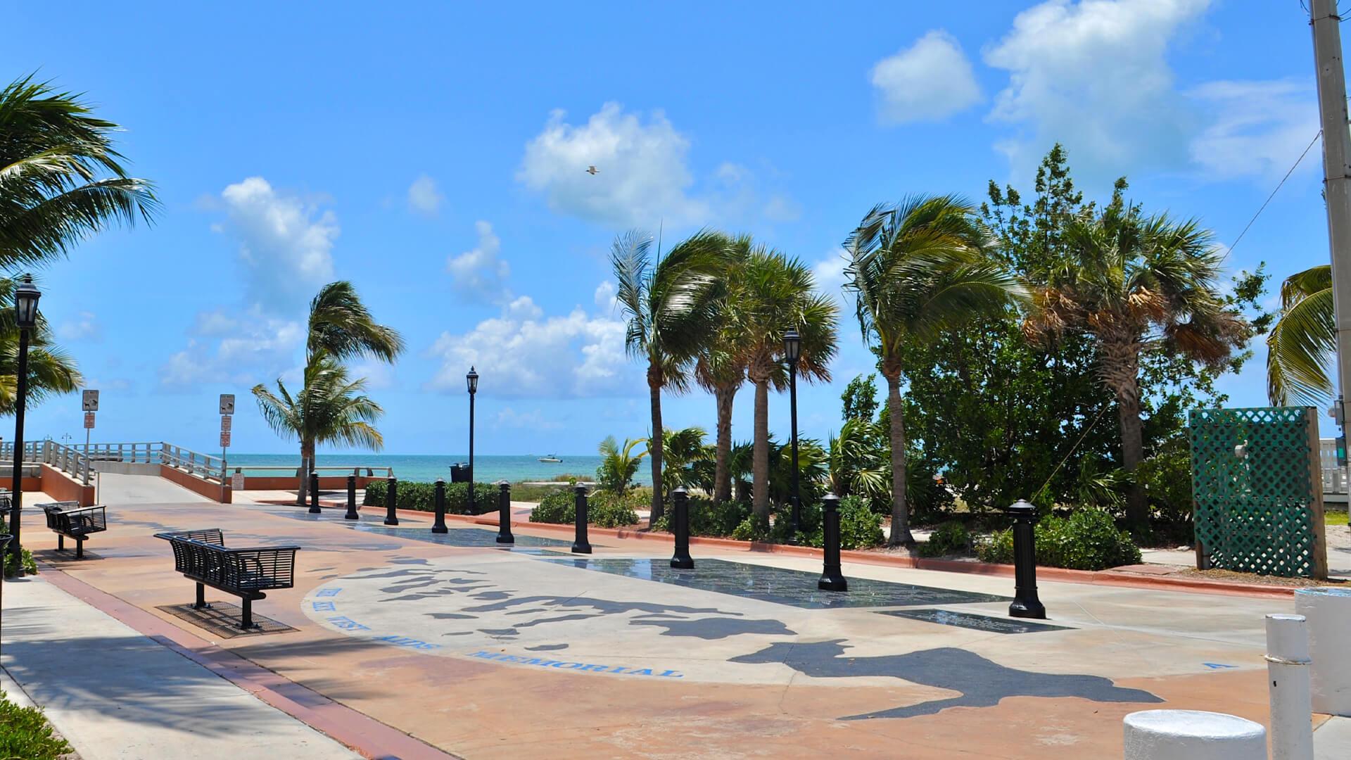 White Street Pier Key West