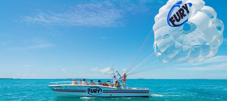 Key West Parasail
