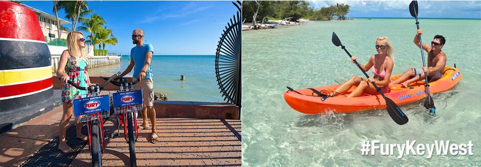 Image of Spring Break in Key West