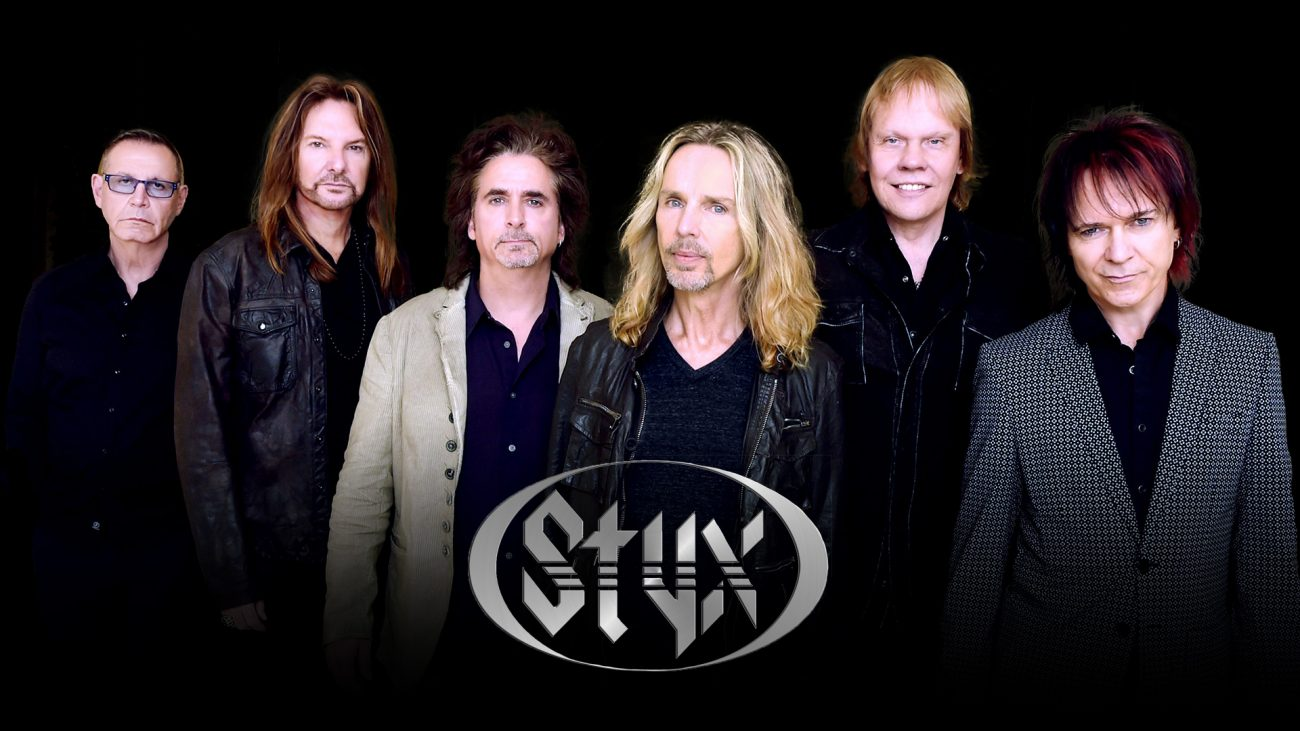 all the members of styx