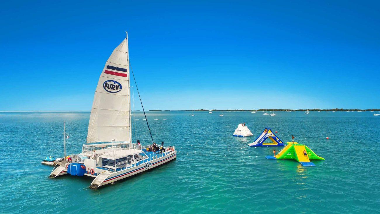 Fury ultimate adventure in Key West