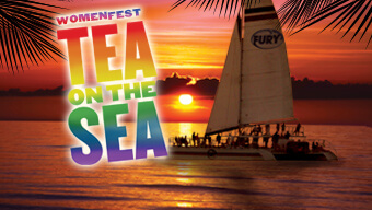 Womenfest Tea on the Sea