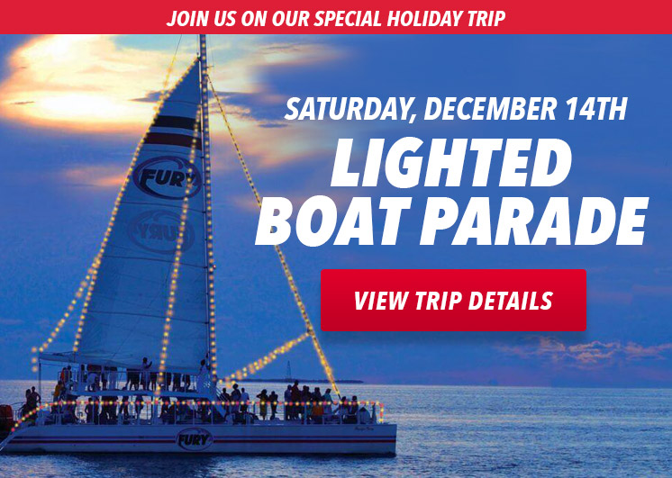2019 Key West Lighted Boat Parade
