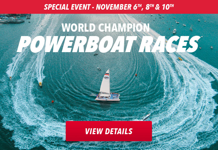 2019 Key West Powerboat Races